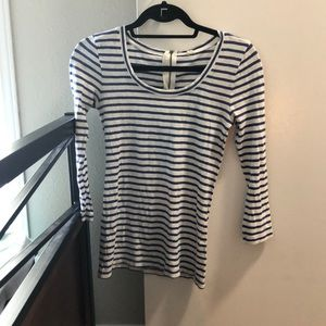 J. Crew Long Sleeved Fitted Tee